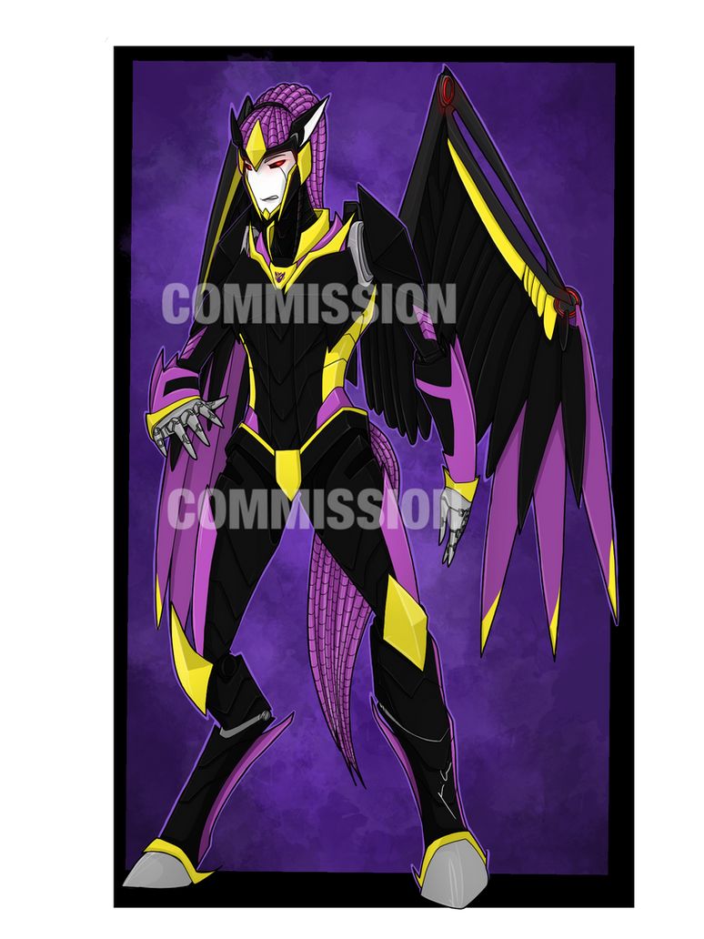 Commission: yvetje by ForgottenHope547