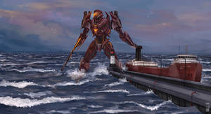 CE: Crimson Defender