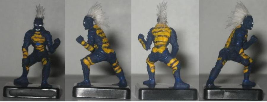 Abyss: Horseman of Apocalypse by SkullSlyce on deviantART