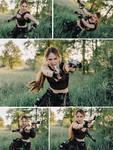 Lara Croft Tomb Raider Underworld Thailand cosplay