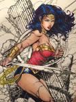 Wonder Woman - Lighting (Markers)