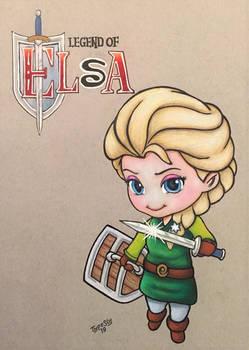 The Legend Of Elsa