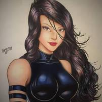 Psylocke: Portrait Of An Assassin