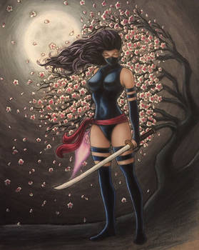 Psylocke - The Silent Assassin