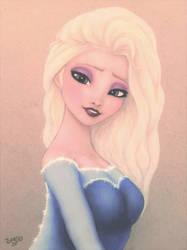 Elsa - Let Down Your Hair