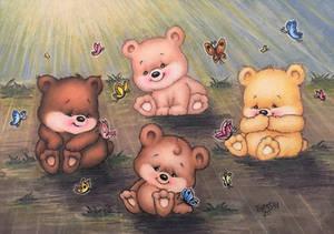 Bears And Butterflies