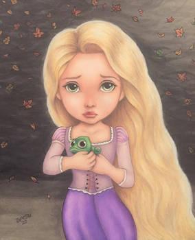 Little Rapunzel - Isolation