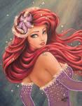 Ariel - The Siren by TypeSly