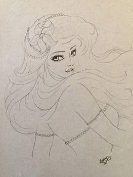Ariel - The Siren (Part 2)