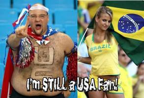 Still A USA fan by Jallen02