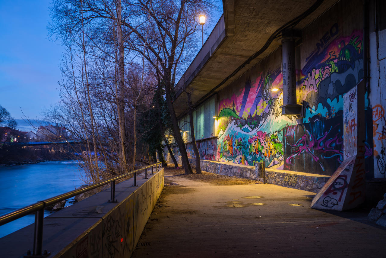 Graffiti by StefanJanisch