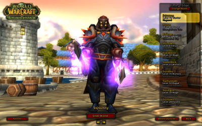 World of warcraft other toon