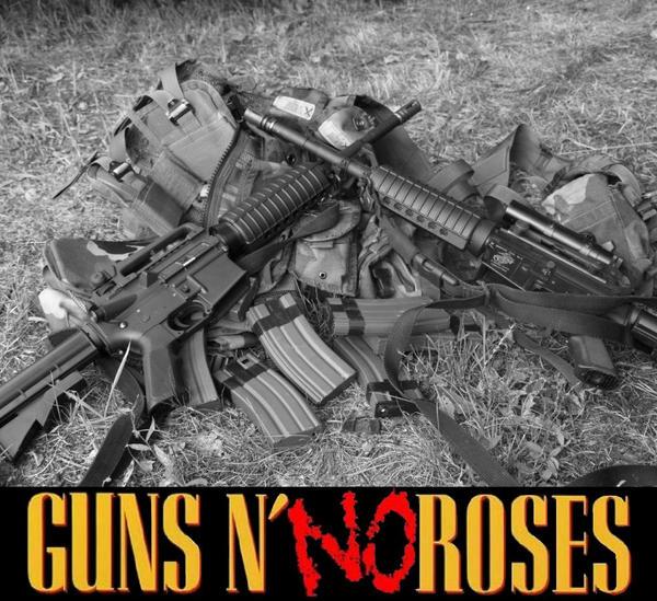 guns no roses