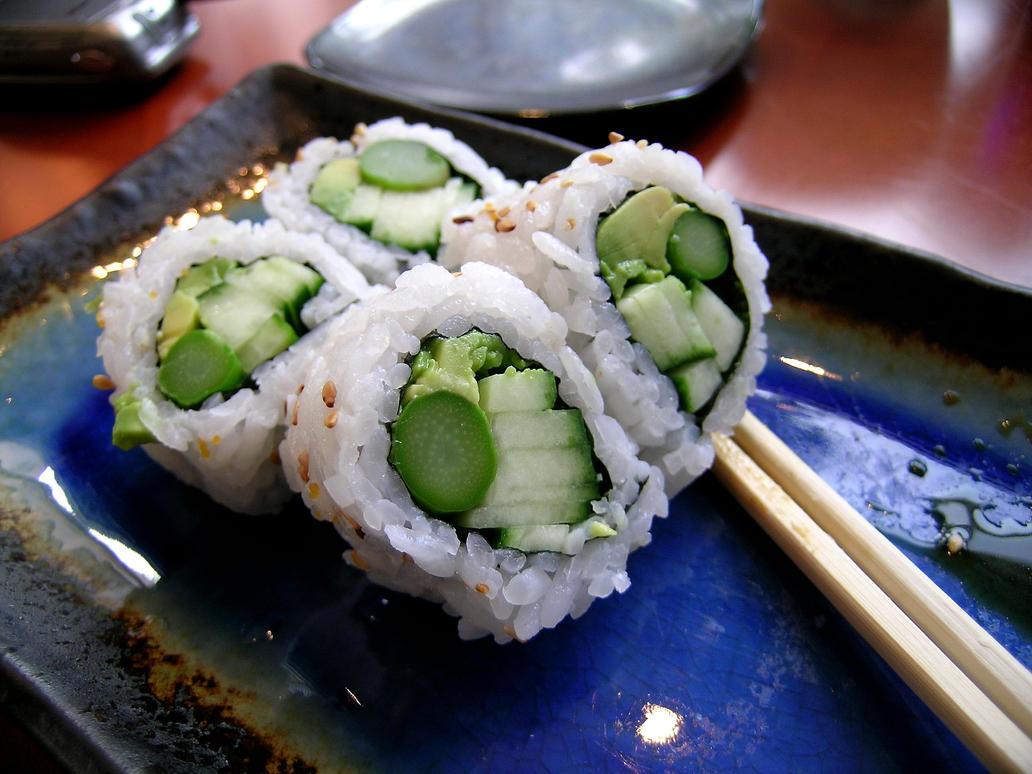 Sushi by NancyRose