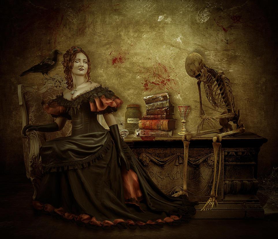 Countess Elisabeth Bathory by SuicideOmen