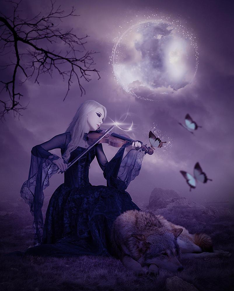 Moonlight Sonata by SuicideOmen on DeviantArt