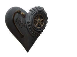 Steampunk Heart by SuicideOmen