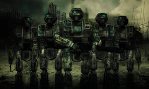 Army of Troopers