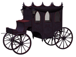 Vampire Carriage by SuicideOmen