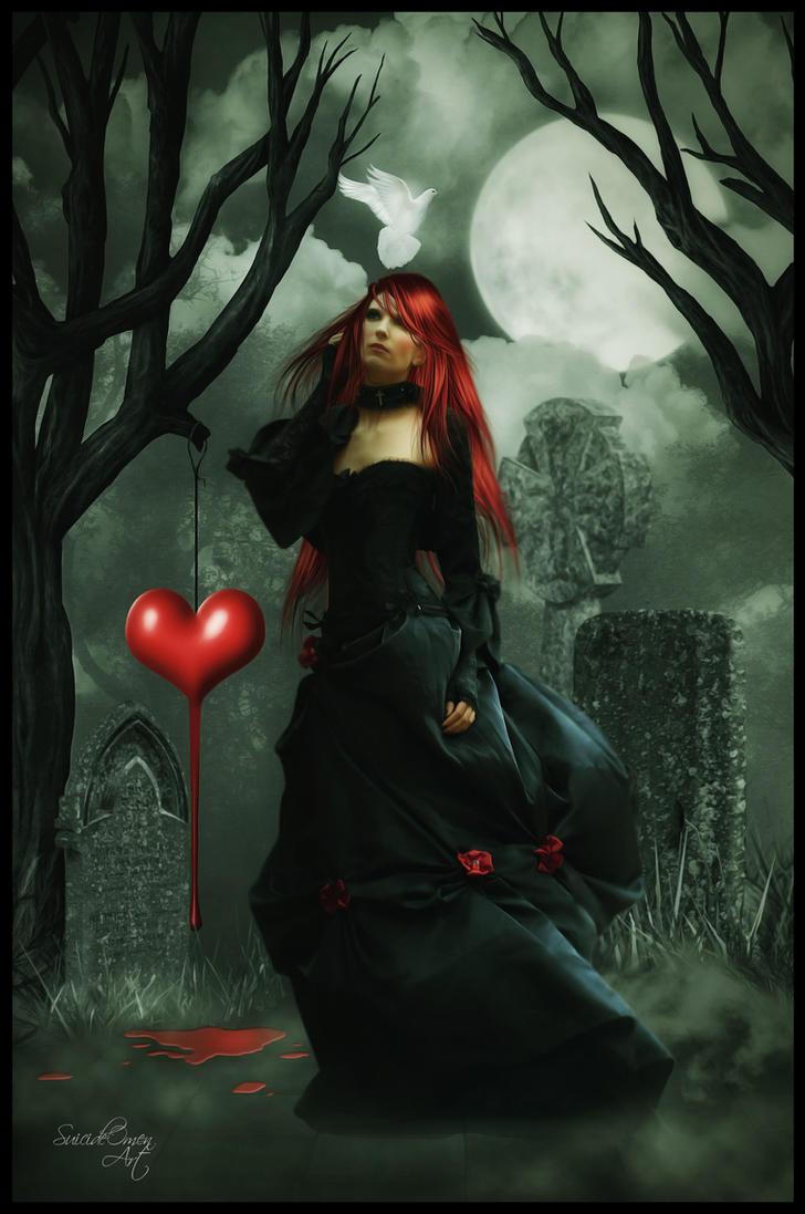 Bleeding Heart by SuicideOmen