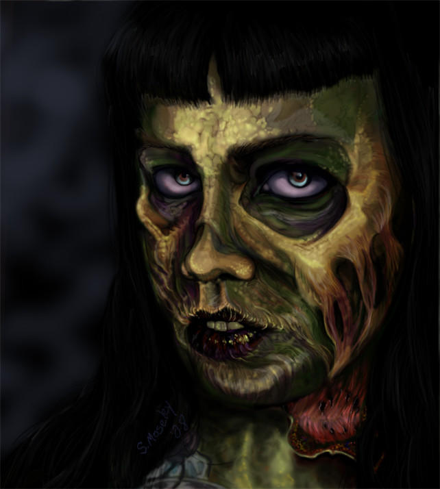 Zombie by SuzanneMoseley