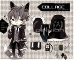 [AUCTION*CLOSED]Lineheart*46[CollageStudent]
