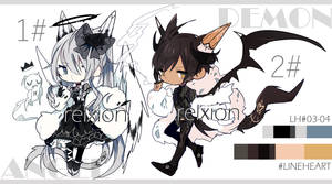 [AUCTION*CLOSED]Lineheart*03-04