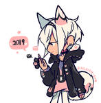 2019 by Relxion-kun