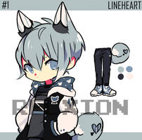 [AUCTION*CLOSED]Lineheart*01 by Relxion-kun