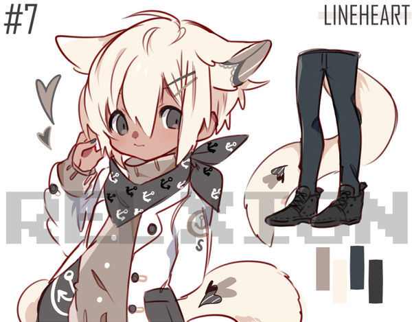 [AUCTION*CLOSED]Lineheart*07