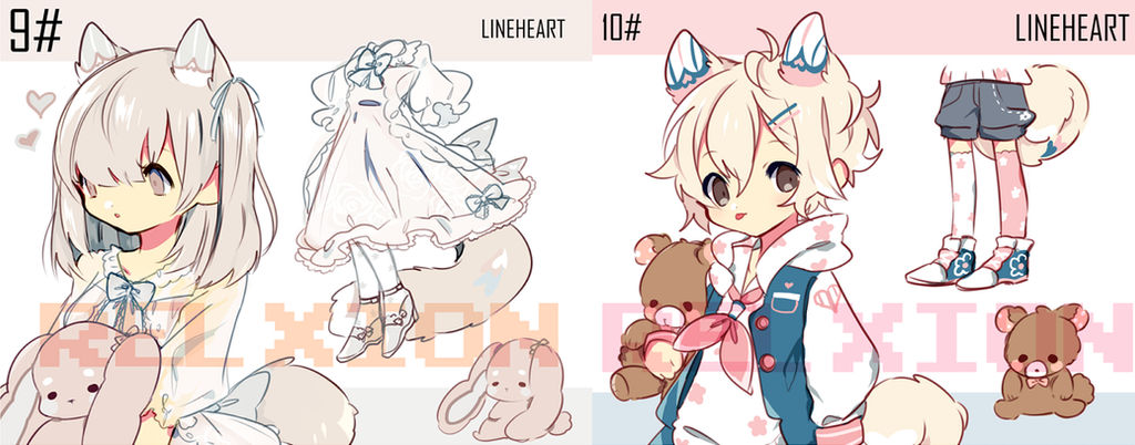 [AUCTION*CLOSED]Lineheart*09-10