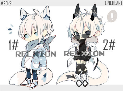 [AUCTION*CLOSED]Lineheart*20-21