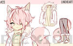 [AUCTION*CLOSED]Lineheart*23