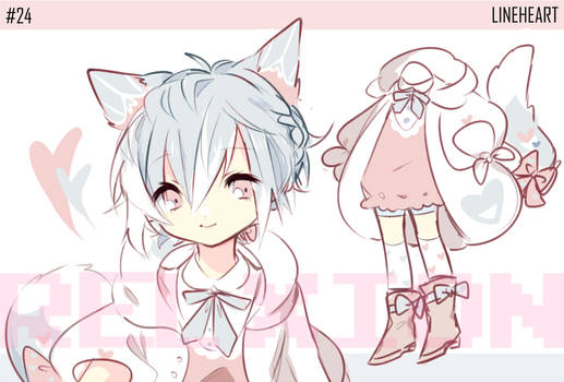 [AUCTION*CLOSED]Lineheart*24