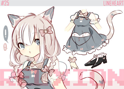 [AUCTION*CLOSED]Lineheart*25