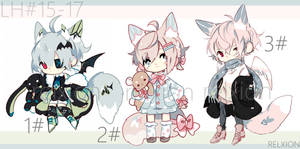 [AUCTION*CLOSED]Lineheart*15-17