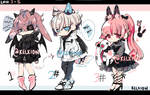 [AUCTION*CLOSED]Lineheart*03-05