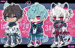 [AUCTION*CLOSED] Lineheart*44-46