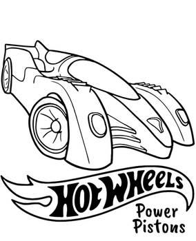 Hot Wheels Power Pistons