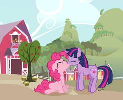 Friendship is magic by JestemEjmi