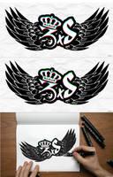 3xS Logo by JestemEjmi