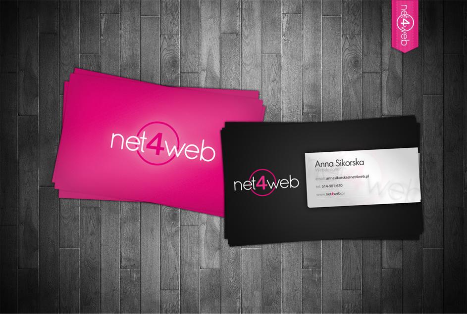 net4web business card by JestemEjmi