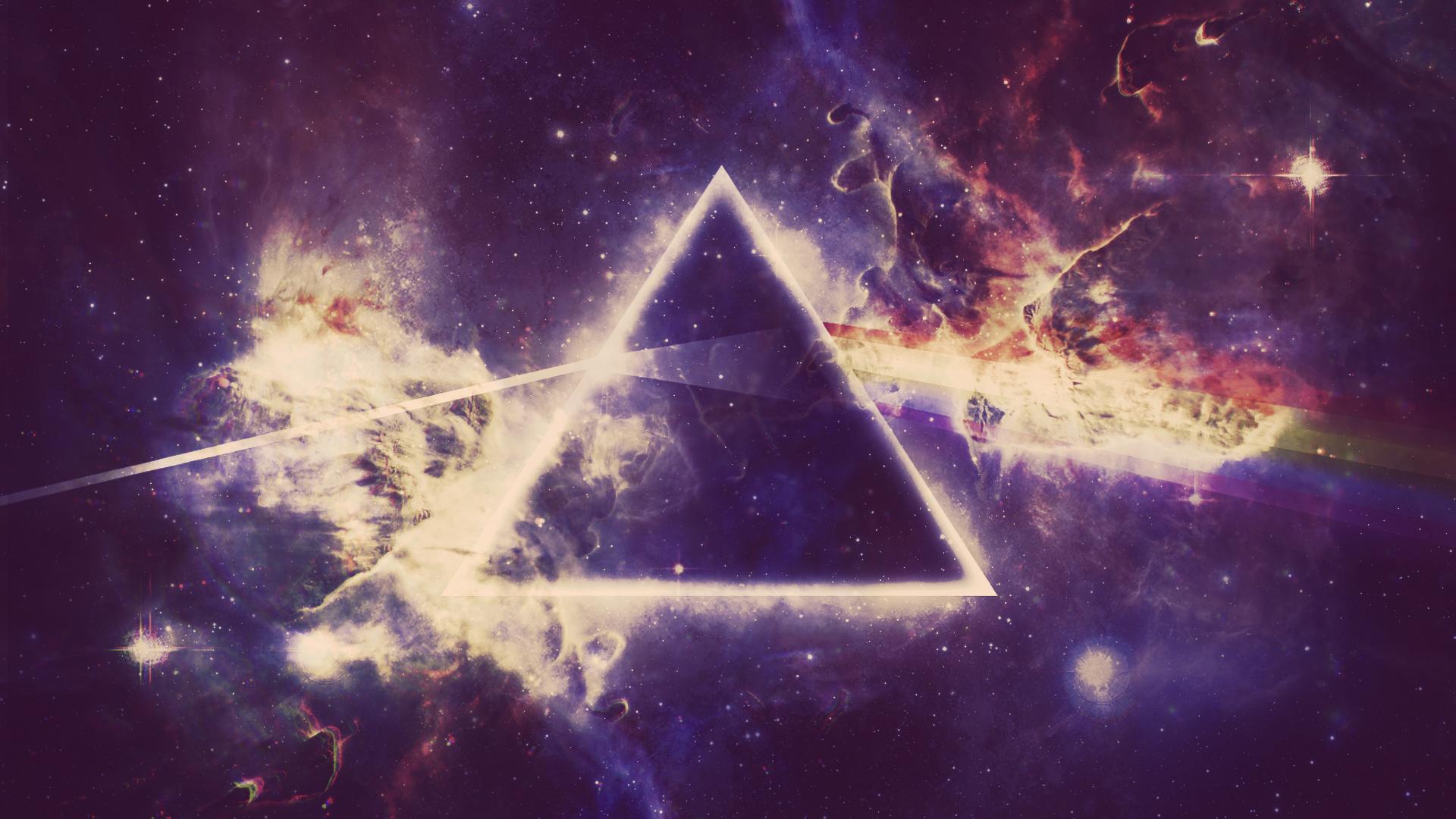Dark Side Of The Moon Pink Floyd By Jestemejmi On Deviantart