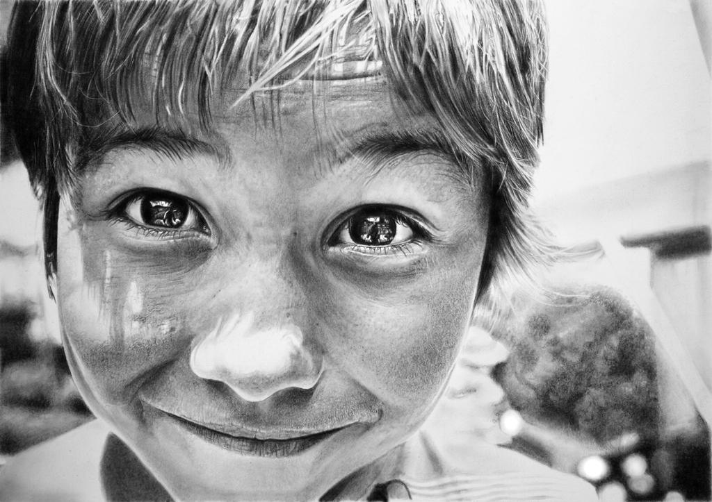 Franco Clun |Pencil Portraits