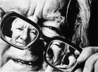 Ray Bradbury by francoclun
