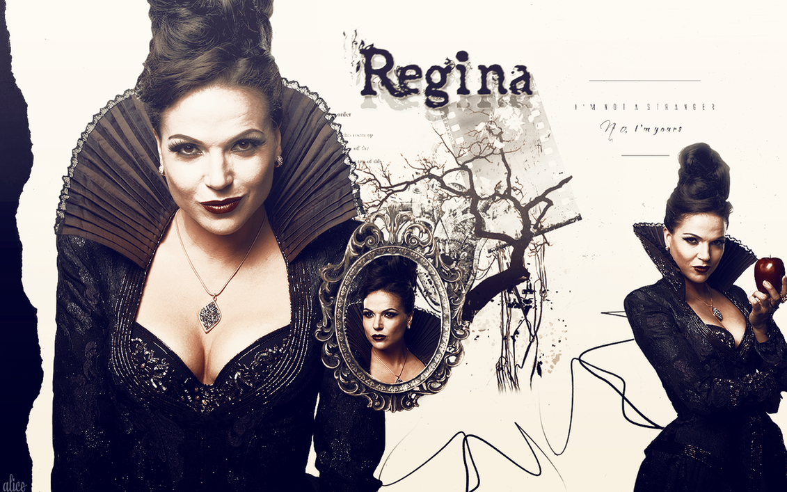 Regina Wallpaper by alice-castiel on DeviantArt: alice-castiel.deviantart.com/art/Regina-Wallpaper-379780145