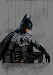 Jensen Ackles is Batman