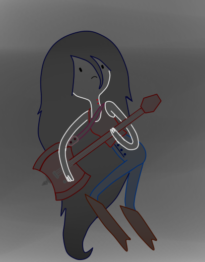 Marceline by GothicSnowflake