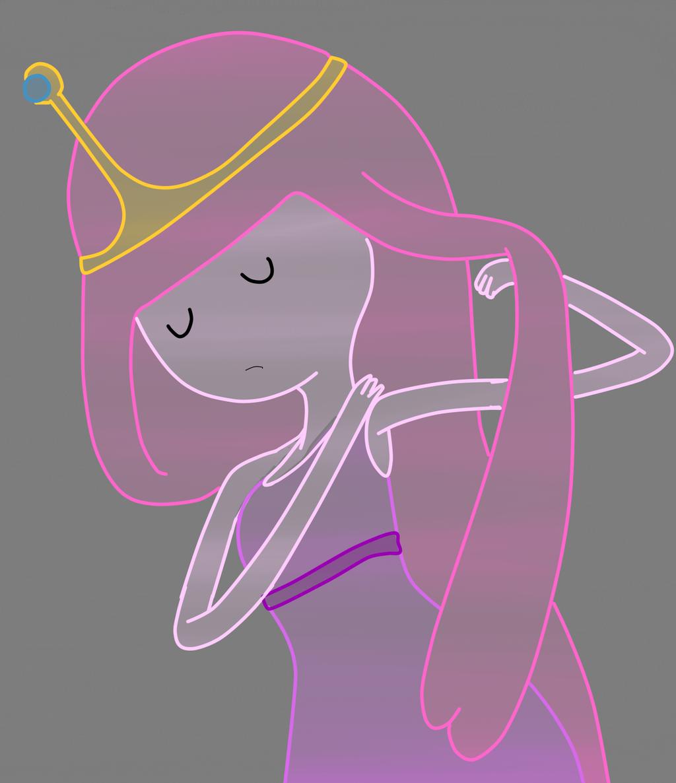 Princess Bubblegum by GothicSnowflake
