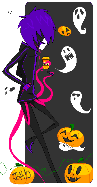Hirm[us] Halloween by Tsiki10